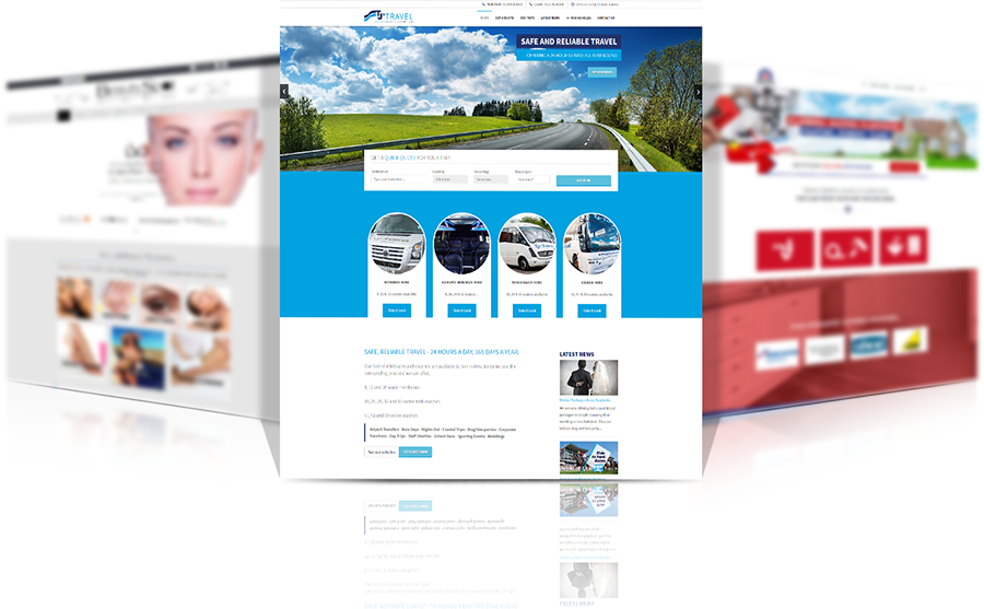 Website design | HM Designs